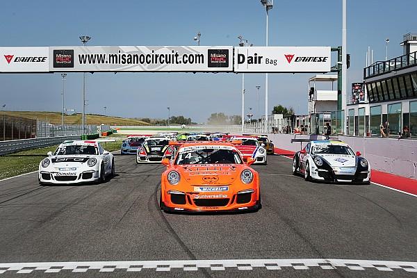 Carrera Cup Italia Ultime notizie Carrera Cup Italia, ecco il programma di Misano