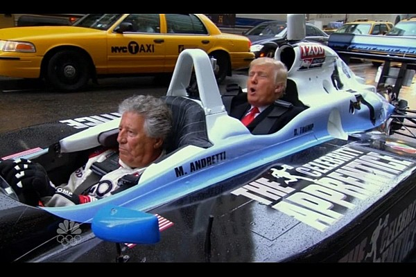 """Video, quando Donald Trump fu il passeggero di """"Piedone"""""""