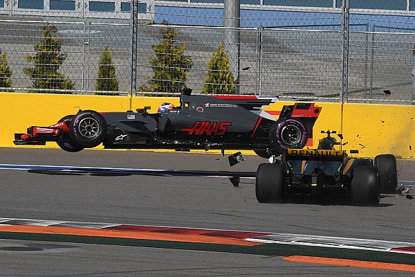Palmer: Grosjean seharusnya