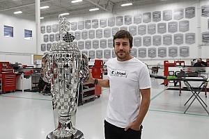 IndyCar Preview Alonso bersiap hadapi tes Indianapolis 500 pertama