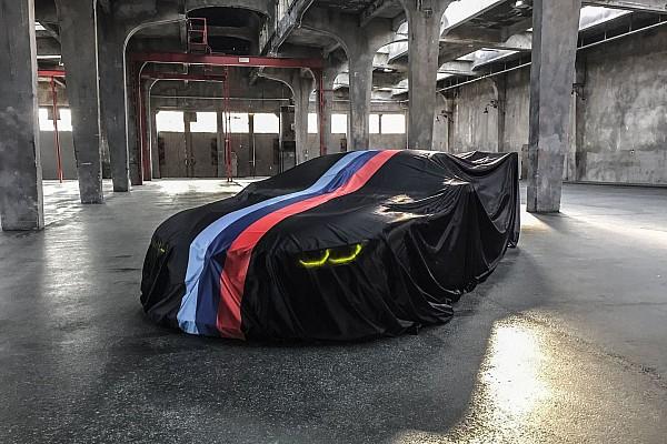 WEC Noticias de última hora BMW presentó el M8 con el que correrá en Le Mans