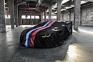 WEC BMW presentó el M8 con el que correrá en Le Mans