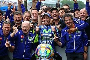 MotoGP 速報ニュース 【MotoGP】久々優勝のロッシ「アッセンは特別な場所。勝てて嬉しい」