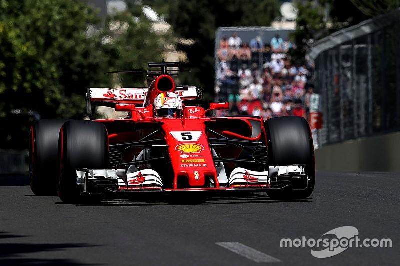Vettel no tiene dudas de que Ferrari puede igualar a Mercedes en carrera