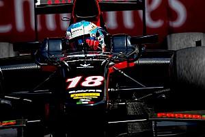 FIA F2 Nieuws Nyck de Vries baalt van verspelen podiumplaats in Baku