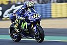 Une grosse bataille attend Rossi en France pour garder la tête du championnat