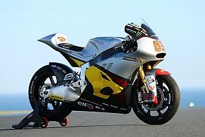 Robaron la moto con la que Tito Rabat fue campeón de Moto2