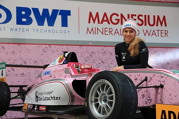 Formel 4 News 2. Formel-4-Saison: Sophia Flörsch startet 2017 für Mücke