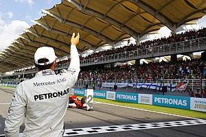 Formula 1 Hasil Klasemen F1 2017 setelah GP Malaysia
