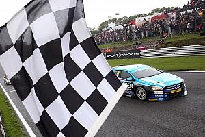 BTCC Race report Brands Hatch BTCC: Moffat wins, Sutton stretches points lead