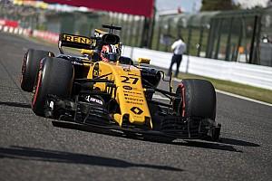 Formule 1 Actualités Hülkenberg : La fiabilité n'est pas assez bonne chez Renault