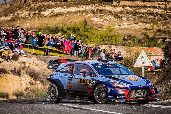WRC Son dakika Neuville, şampiyonluk yarışının bittiğini kabul ediyor