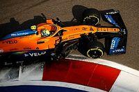 McLaren monta su nuevo morro pero solo a Norris, no a Sainz