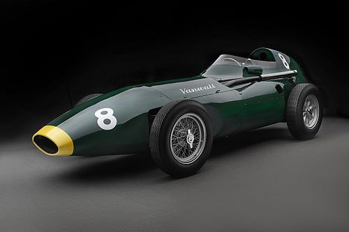Vanwall to build £2million continuation cars of F1 title-winner
