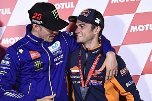 Pedrosa vive su último fin de semana en MotoGP con