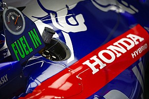 Honda F1 signe un accord pour accélérer le développement de son turbo