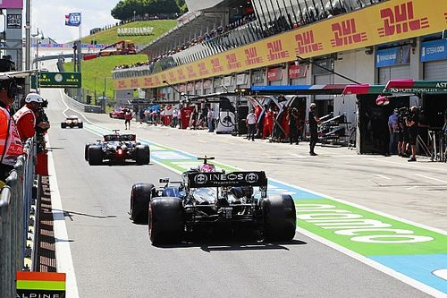 The inconvenient truth behind F1's anti-plastic stance