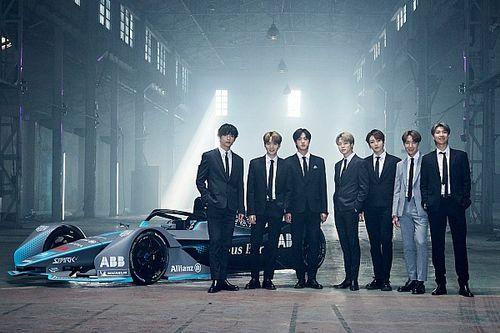 Fenomena BTS, Pernah Kolaborasi dengan Formula E dan Hyundai