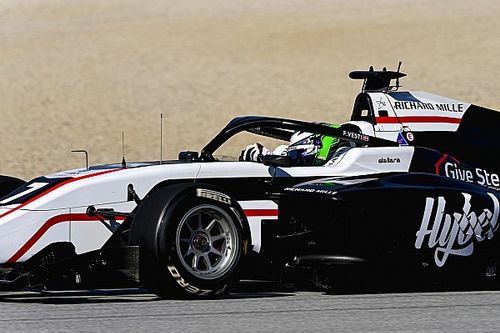 France F3: Vesti beats Hauger to pole position at Paul Ricard