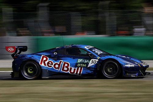 DTM, Monza: Gara 1 a un grande Lawson con la Ferrari-Red Bull