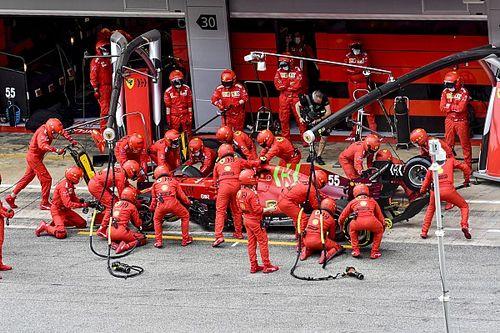 """""""Biztos vagyok benne, hogy a Ferrari idén több dobogót szerez, mint tavaly"""""""