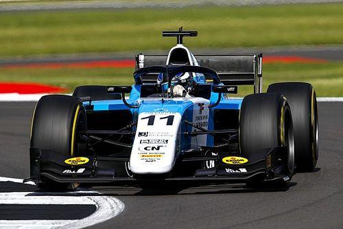 Silverstone F2: Verschoor charges to maiden victory