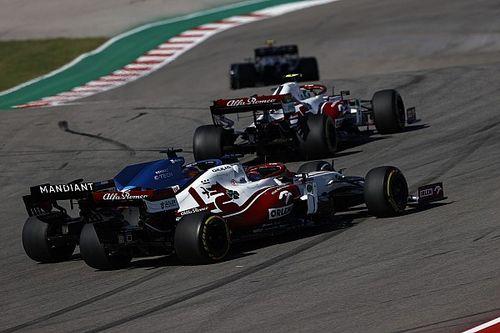La FIA hablará con los pilotos tras el lío de Alonso y Raikkonen