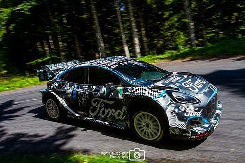 WRC | Loeb ha provato la Ford Puma Rally1 di M-Sport