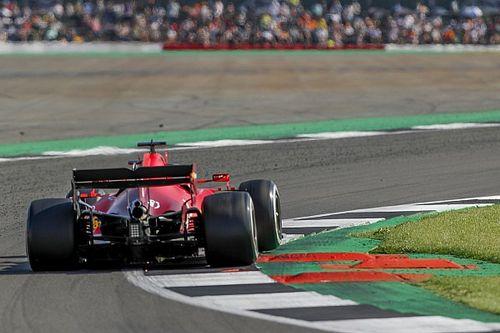 Les perturbations aéro nuisent aux performances de Ferrari
