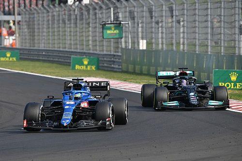 Fernando Alonso Geram Lewis Hamilton Selalu Mengeluh