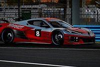 Paludo disputa 24h de Daytona no iRacing como treino para NASCAR