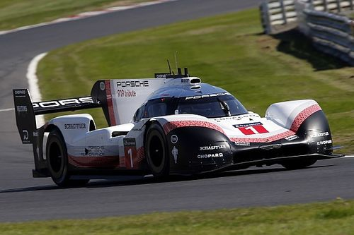Porsche 919 Evo misses out on Brands Indy lap record