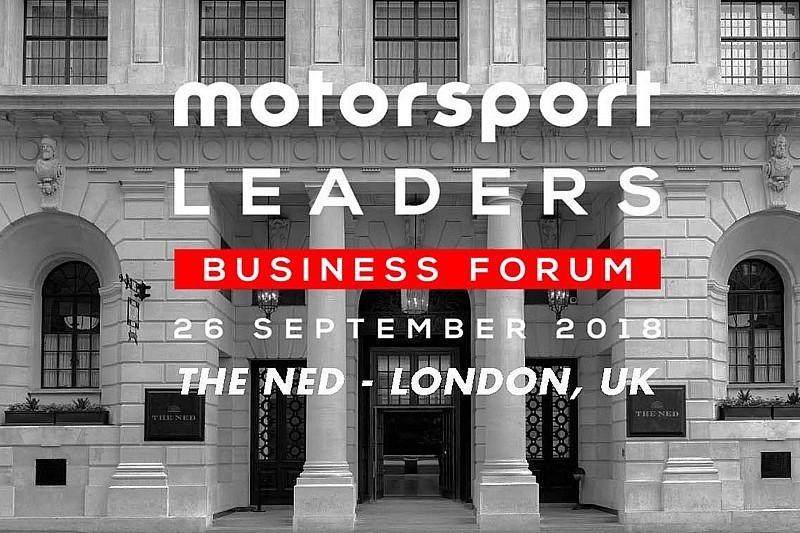 Motorsport Liderler İş Forumu'nda, motor sporlarındaki bozulmayla nasıl başa çıkılabileceği tartışılacak