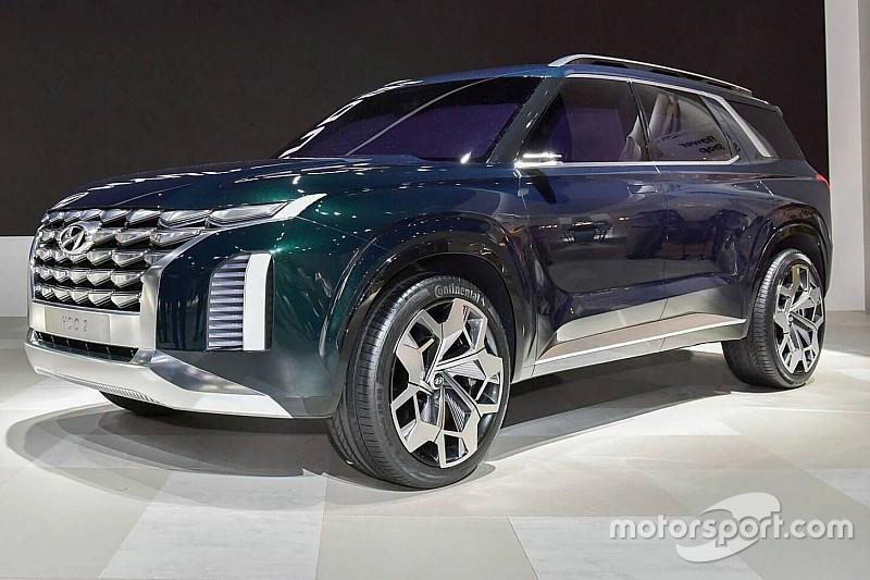 Hyundai готує конкурента Toyota Land Cruiser