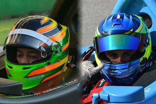 Bié e Alex Seid são os vitoriosos da quinta etapa da Fórmula Inter