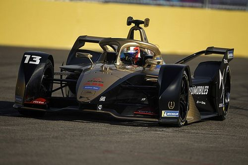 Felix da Costa op pole voor eerste race Berlijn, De Vries vijfde