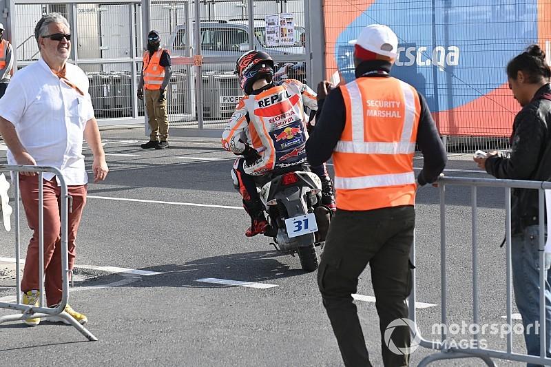 Лоренсо зламав на Гран Прі Катару ребро та матиме три тижні на відновлення