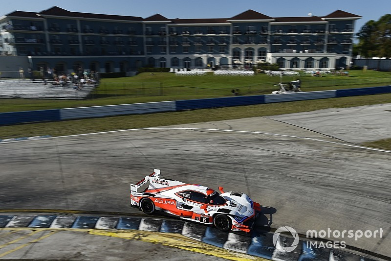 Sebring 12 Hours: Acura Team Penske dominates fourth practice