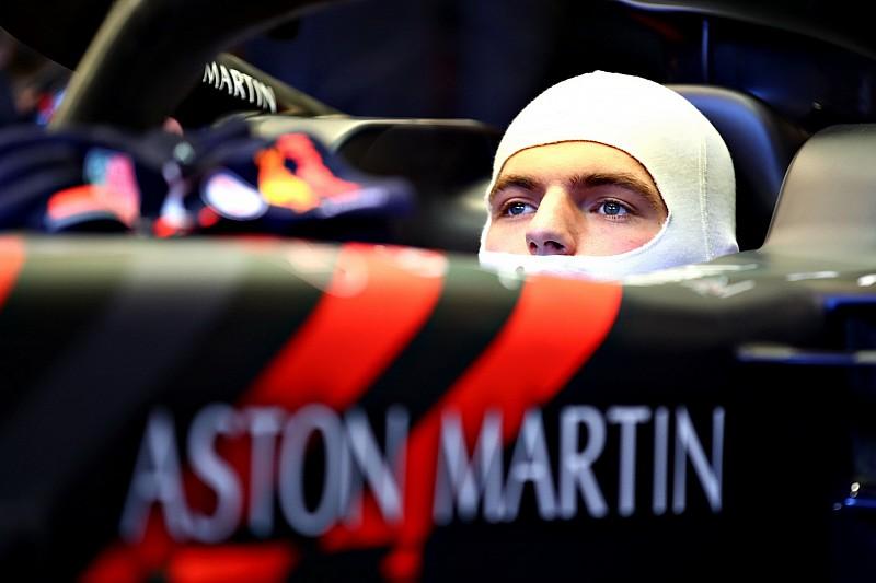 Verstappen hadn't been so excited