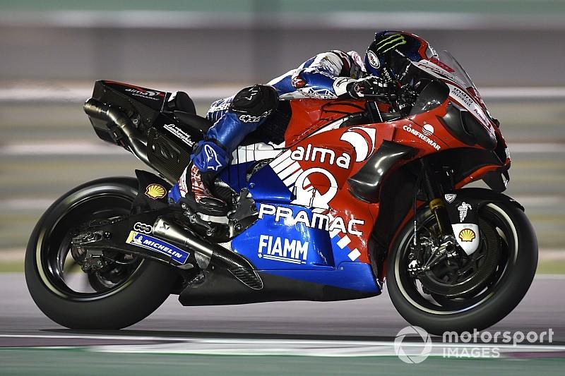 Les meilleures photos du vendredi au GP du Qatar