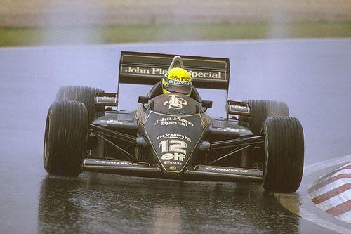 Portugal 1985: primera de Senna, bajo la lluvia y con errores
