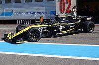 Les tests des pneus 18 pouces de F1 s'achèveront à Magny-Cours