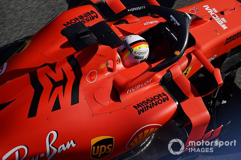 Ferrari abandonne Mission Winnow sur sa livrée à Melbourne