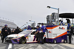 NASCAR hopes for