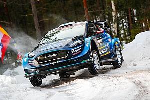 İsveç Rallisi: Ogier ve Latvala yarış dışı kaldı, Suninen lider!