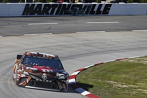 Kyle Busch: Third is better