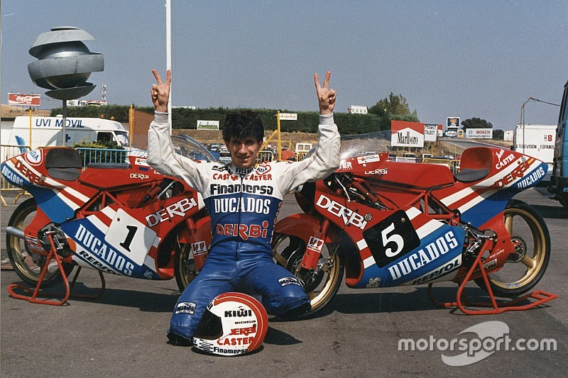 Martinez-Dorflinger bakal dinobatkan Legenda MotoGP
