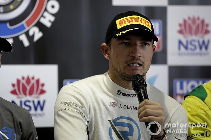 Dennis keen on Bathurst Supercars chance