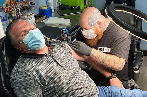 Wolff challenge triggered Zak Brown's shock tattoo