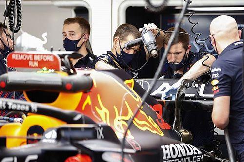 Red Bull Belum Temukan Penyebab Kerusakan Sayap Belakang Max Verstappen